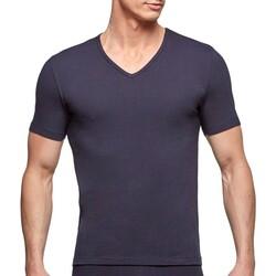 textil Herre T-shirts m. korte ærmer Impetus GO31024 039 Blå