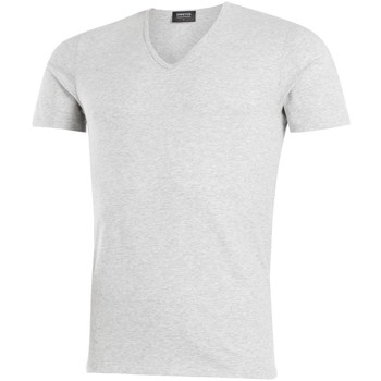 textil Herre T-shirts m. korte ærmer Impetus GO31024 073 Grå