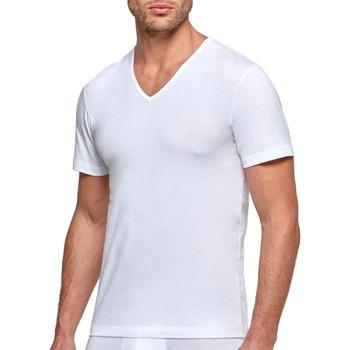 textil Herre T-shirts m. korte ærmer Impetus GO31024 26C Hvid