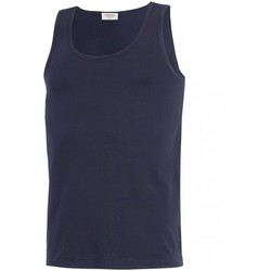 textil Herre Toppe / T-shirts uden ærmer Impetus GO30024 039 Blå