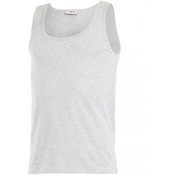 textil Herre Toppe / T-shirts uden ærmer Impetus GO30024 073 Grå
