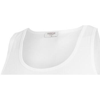 textil Herre Toppe / T-shirts uden ærmer Impetus GO30024 26C Hvid