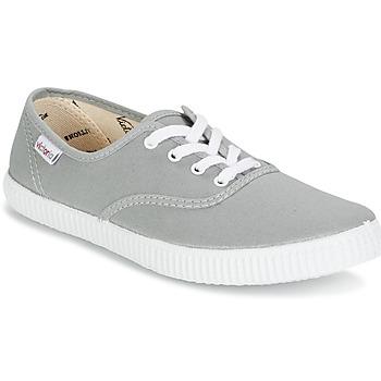 Sko Lave sneakers Victoria INGLESA LONA Grå