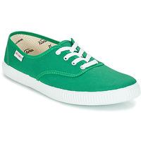 Sko Lave sneakers Victoria INGLESA LONA Grøn