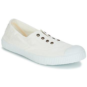 Sko Lave sneakers Victoria 6623 Hvid