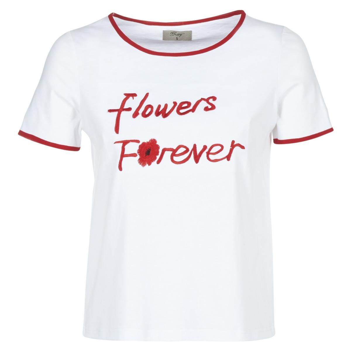 T-shirts m. korte ærmer Betty London  INNATIMBI