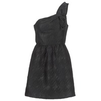 textil Dame Korte kjoler Naf Naf ECLAIR Sort