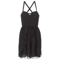 textil Dame Korte kjoler Naf Naf LENY R1 Sort