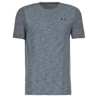textil Herre T-shirts m. korte ærmer Under Armour THREADBORNE SEAMLESS SS Grå