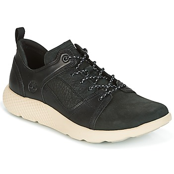 Sko Herre Lave sneakers Timberland FLYROAM LEATHER OXFO Sort