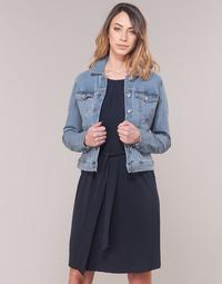 textil Dame Cowboyjakker Vero Moda VMHOT SOYA Blå / Lys