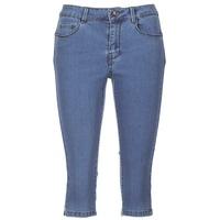 textil Dame Halvlange bukser Vero Moda VMHOT SEVEN Blå / Medium