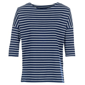 textil Dame Sweatshirts Vero Moda VMULA Marineblå / Hvid