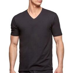 textil Herre T-shirts m. korte ærmer Impetus 1360002 020 Sort