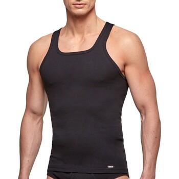 textil Herre Toppe / T-shirts uden ærmer Impetus 1334001 020 Sort