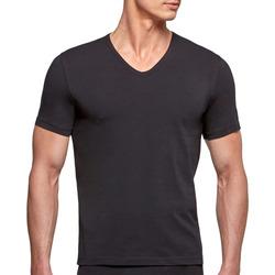 textil Herre T-shirts m. korte ærmer Impetus 1351021 020 Sort