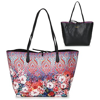 Tasker Dame Shopping Desigual BOLS_CAPRI FREYA Pink / Flerfarvet