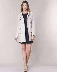 textil Dame Trenchcoats Only LUCY Beige