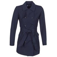 textil Dame Trenchcoats Only LUCY Marineblå