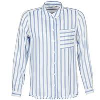 textil Dame Skjorter / Skjortebluser Only CANDY Hvid / Blå