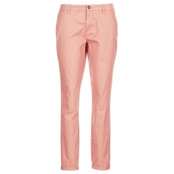 textil Dame Chinos / Gulerodsbukser Only PARIS Pink