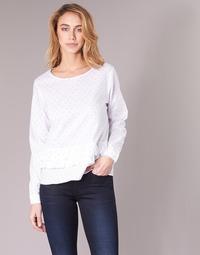 textil Dame Toppe / Bluser Only TINE Hvid