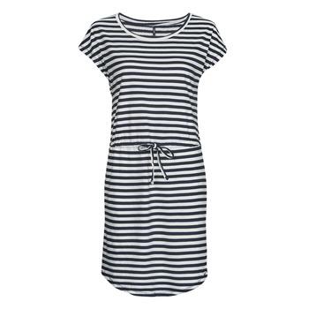 textil Dame Korte kjoler Only MAY Marineblå