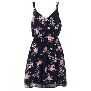 textil Dame Korte kjoler Only KARMEN Sort