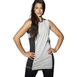 textil Dame Toppe / T-shirts uden ærmer Reebok Sport DC Tee Dress