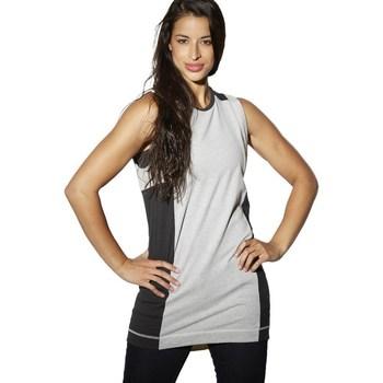 Toppe / T-shirts uden ærmer Reebok Sport  DC Tee Dress