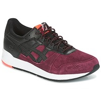 Sko Herre Lave sneakers Asics GEL-LYTE Sort / Bordeaux
