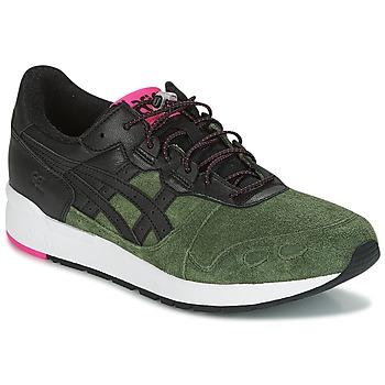 Sko Herre Lave sneakers Asics GEL-LYTE Sort / Kaki