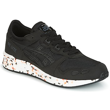 Sko Herre Lave sneakers Asics HYPER GEL-LYTE Sort / Orange