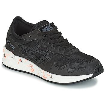 Sko Børn Lave sneakers Asics HYPER GEL-LYTE GS Sort