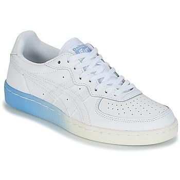 Sko Dame Lave sneakers Onitsuka Tiger GSM LEATHER Hvid / Blå