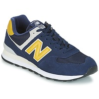 Sko Lave sneakers New Balance ML574 Blå