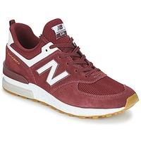 Sko Herre Lave sneakers New Balance MS574 Bordeaux