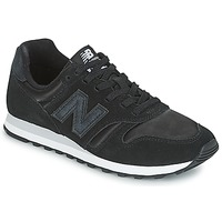 Sko Dame Lave sneakers New Balance WL373 Sort