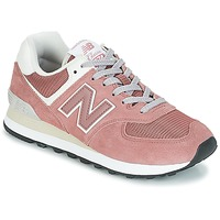 Sko Dame Lave sneakers New Balance WL574 Pink