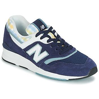 Sko Dame Lave sneakers New Balance WL697 Blå