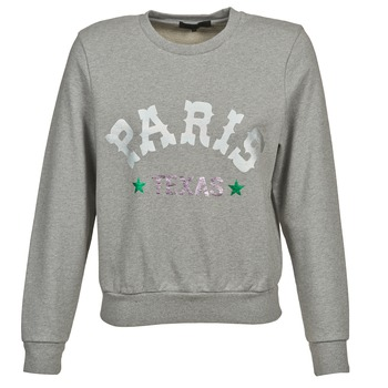 textil Dame Sweatshirts American Retro MIRKO Grå
