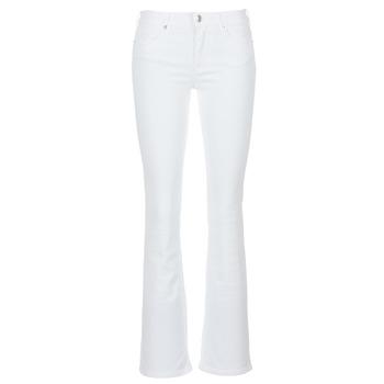 textil Dame Bootcut jeans Yurban IALOLAO Hvid