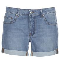 textil Dame Shorts Moony Mood INYUTE Blå / Lys