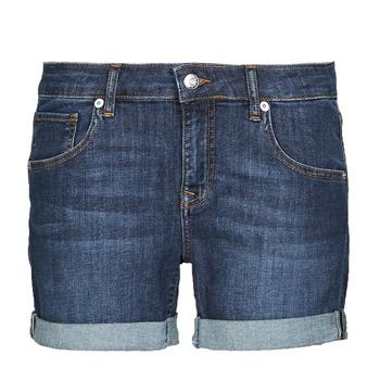 textil Dame Shorts Moony Mood INYUTE Blå / Mørk