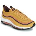 Sko Dame Lave sneakers Nike AIR MAX 97 W Gul
