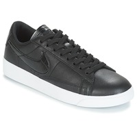 Sko Dame Lave sneakers Nike BLAZER LOW ESSENTIAL W Sort