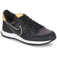 Sko Dame Lave sneakers Nike INTERNATIONALIST HEAT Sort / Guld