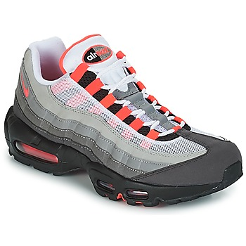 Sko Herre Lave sneakers Nike AIR MAX 95 OG Hvid / Rød