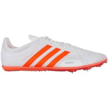Sko Dame Løbesko adidas Originals Adizero Ambition 3 W Hvid, Rød