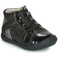Sko Pige Lave sneakers GBB ROSETTA Vtv / Sort-disco / Dpf / Franca